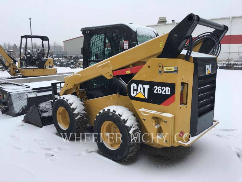 CATERPILLAR CHARGEURS COMPACTS RIGIDES 262D C3-H2 equipment  photo 6