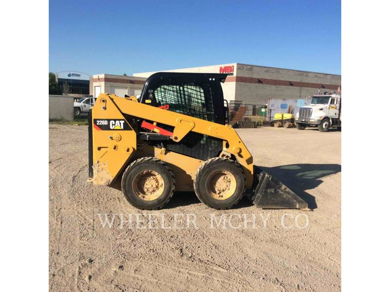 CATERPILLAR SKID STEER LOADERS 226D C3 equipment  photo 7