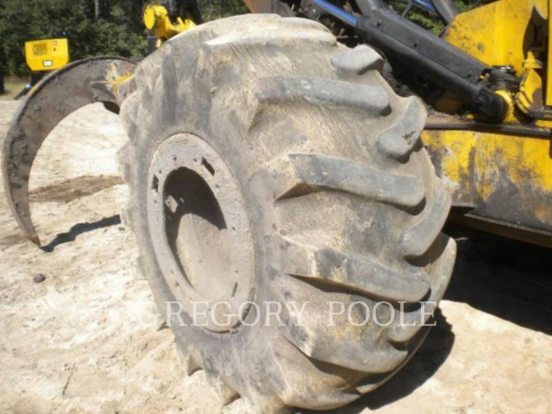 CATERPILLAR FORESTRY - SKIDDER 535C equipment  photo 20