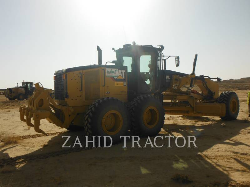 CATERPILLAR MOTONIVELADORAS 14LAWD equipment  photo 3