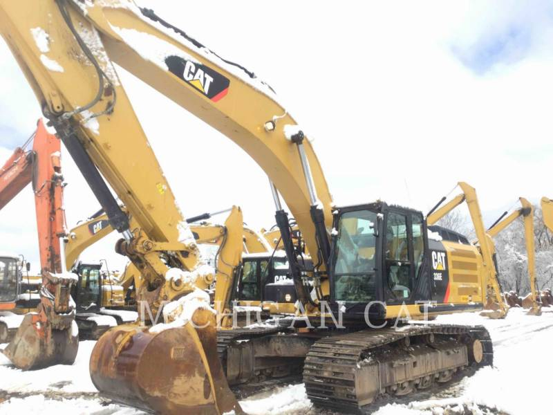 CATERPILLAR EXCAVADORAS DE CADENAS 336EL Q equipment  photo 1