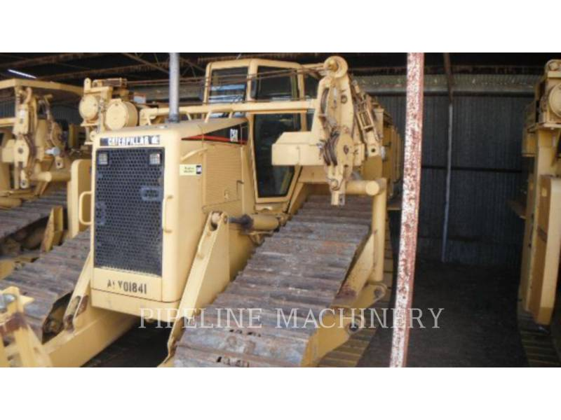 CATERPILLAR CIĄGNIKI GĄSIENICOWE D6NLGP equipment  photo 1