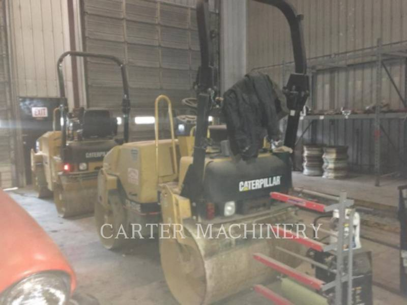 CATERPILLAR TANDEMVIBRATIONSWALZE, ASPHALT CB-224E equipment  photo 2