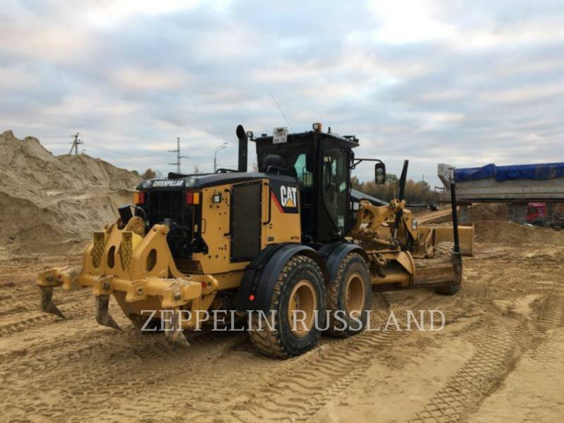 CATERPILLAR MOTOR GRADERS 160 M VHP PLUS equipment  photo 8