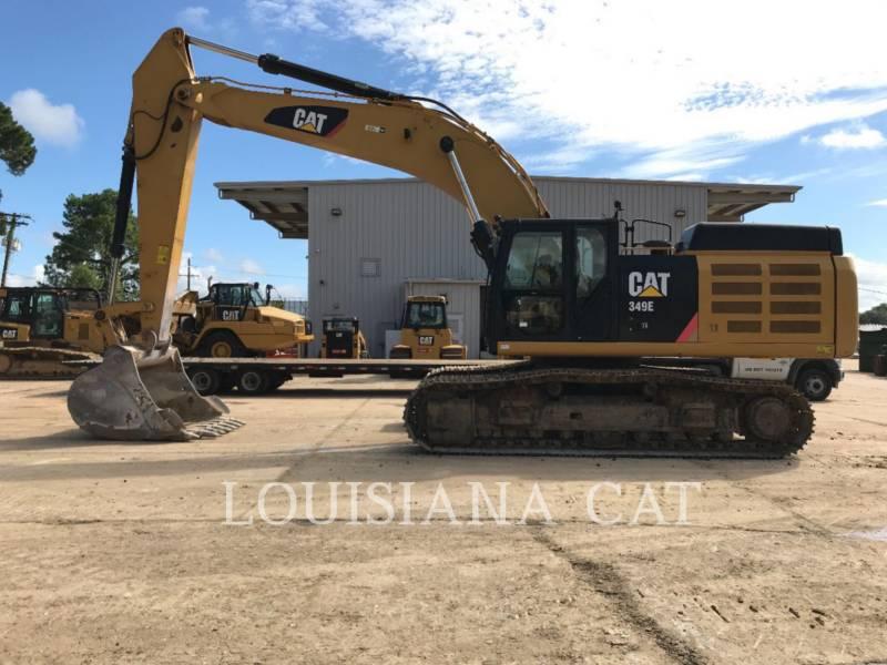 CATERPILLAR 履带式挖掘机 349EL equipment  photo 2
