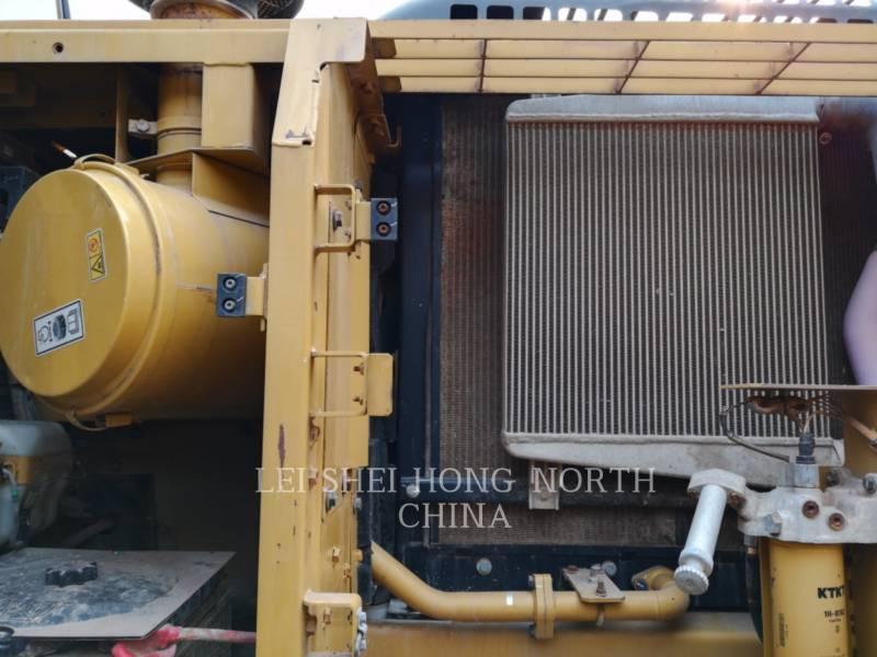 CATERPILLAR ESCAVATORI CINGOLATI 329D equipment  photo 12