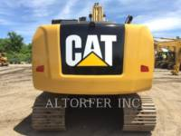 CATERPILLAR TRACK EXCAVATORS 316FL TH equipment  photo 7