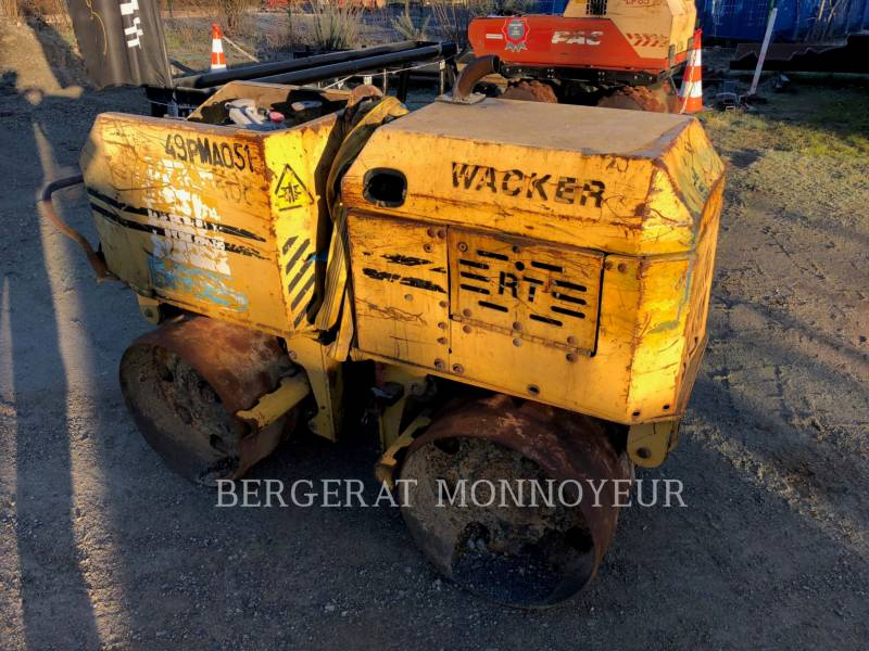 WACKER CORPORATION COMPACTEURS RT820 equipment  photo 6