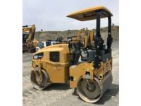 Equipment photo CATERPILLAR CB34BLRC VIBRATORY DOUBLE DRUM ASPHALT 1