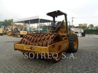 CATERPILLAR SOPORTE DE TAMBOR ÚNICO VIBRATORIO CP-533E equipment  photo 2