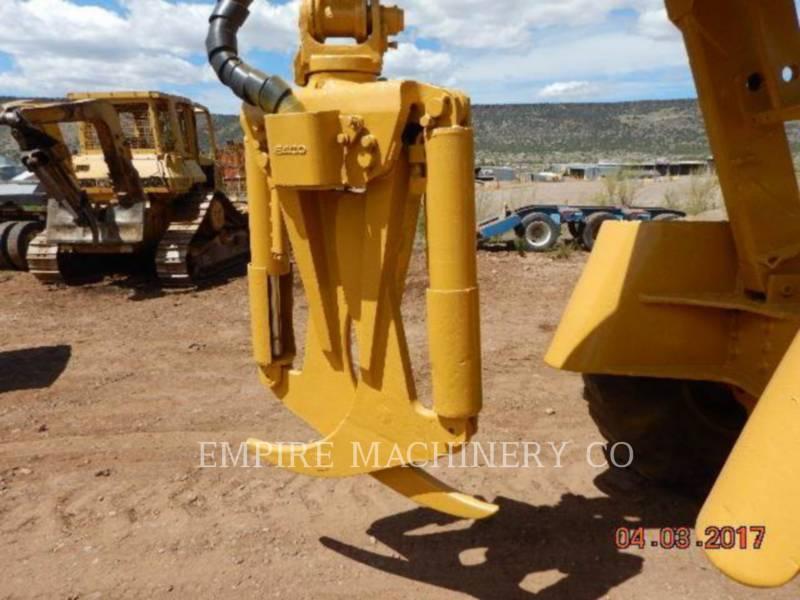 CATERPILLAR CHARGEURS SUR PNEUS/CHARGEURS INDUSTRIELS 518 equipment  photo 6