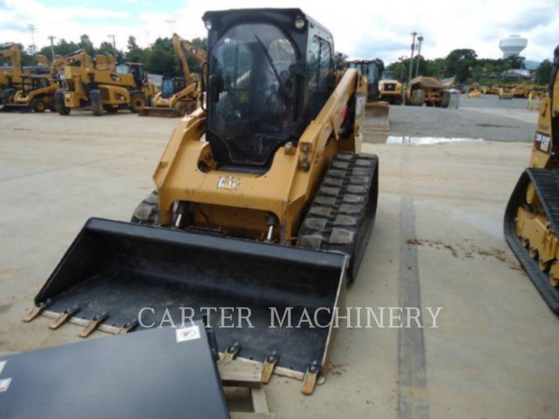 CATERPILLAR CARGADORES MULTITERRENO 279 D equipment  photo 2