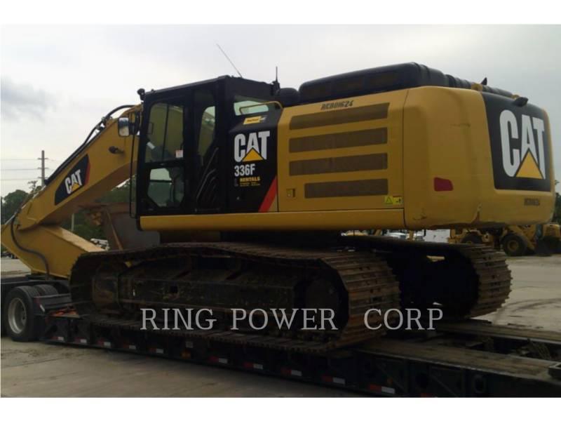 CATERPILLAR トラック油圧ショベル 336FLLONG equipment  photo 3