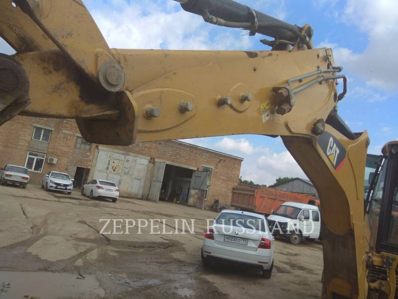 CATERPILLAR TERNE 428E equipment  photo 20