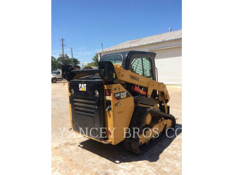 CATERPILLAR CHARGEURS COMPACTS RIGIDES 249D AC equipment  photo 3