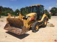Equipment photo CATERPILLAR 420F BAGGERLADER 1