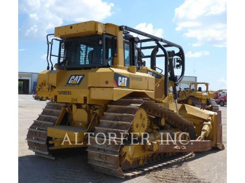 CATERPILLAR TRACTORES DE CADENAS D6T XW equipment  photo 4