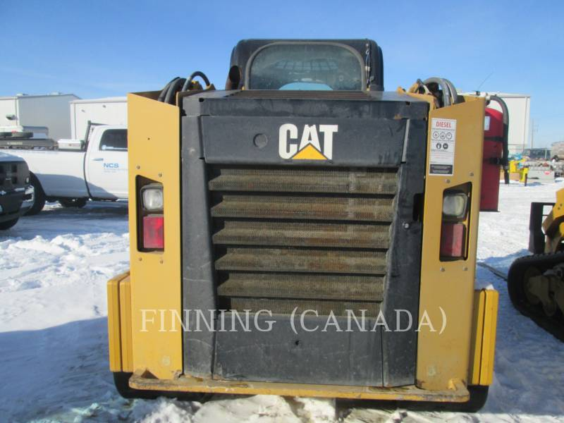 CATERPILLAR DELTALADER 279D equipment  photo 7