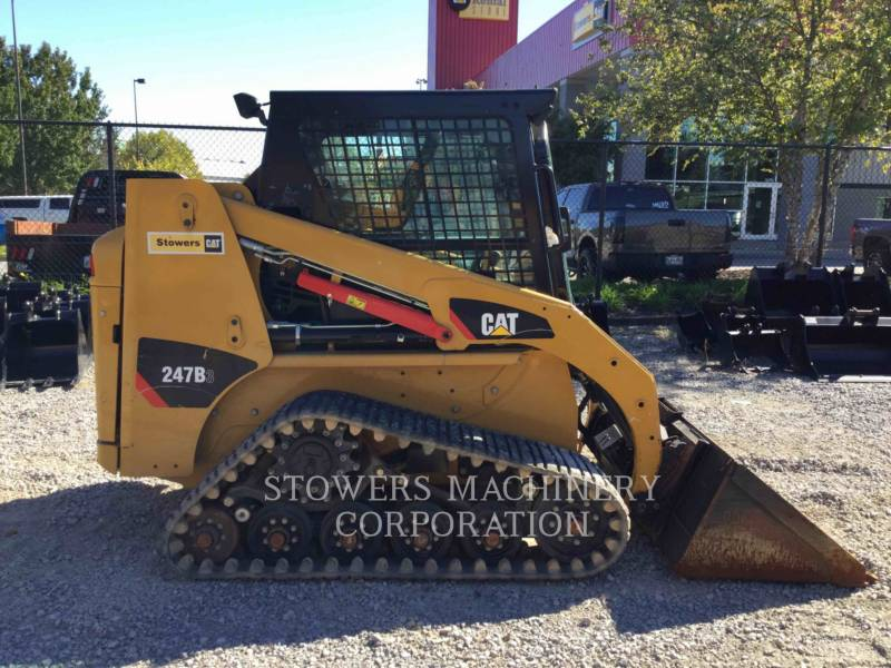 CATERPILLAR CARGADORES MULTITERRENO 247B3 equipment  photo 6