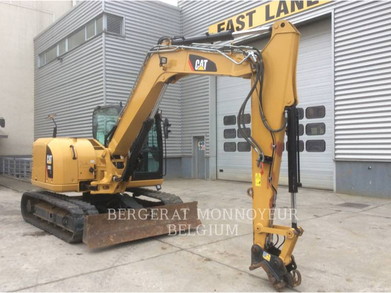 CATERPILLAR EXCAVADORAS DE CADENAS 308 E2 CR SB equipment  photo 6