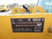 CATERPILLAR TRACK LOADERS 239D CB equipment  photo 8