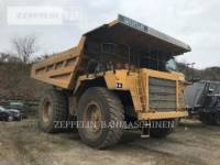 Equipment photo CATERPILLAR 777D TOMBEREAUX DE CHANTIER 1