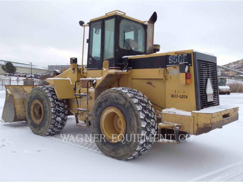CATERPILLAR WHEEL LOADERS/INTEGRATED TOOLCARRIERS 950F II equipment  photo 4