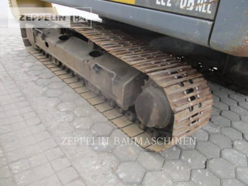 VOLVO CONSTRUCTION EQUIPMENT EXCAVADORAS DE CADENAS EC290BNLC equipment  photo 24