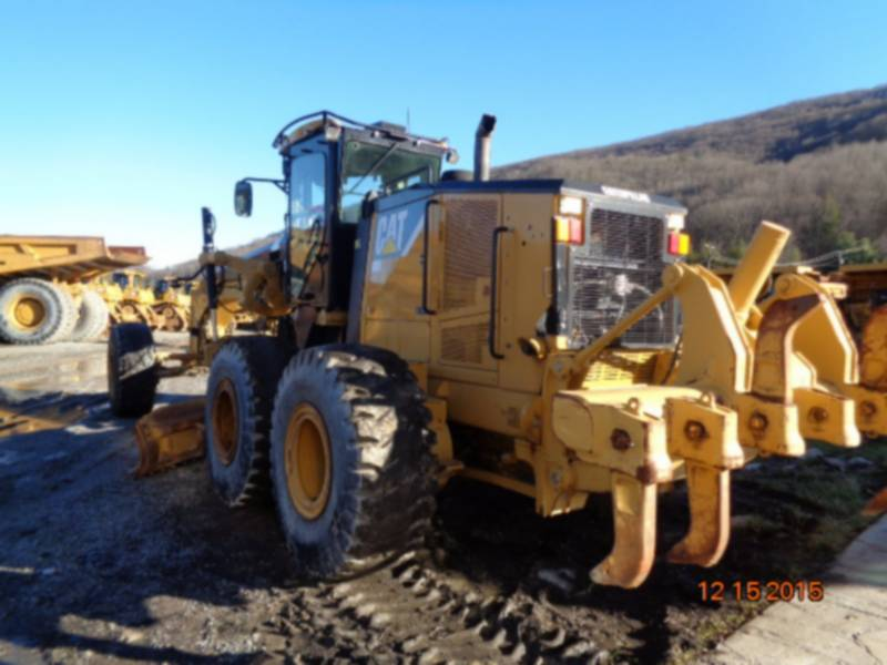 CATERPILLAR RÓWNIARKI SAMOBIEŻNE 16M equipment  photo 3