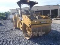 Equipment photo CATERPILLAR CB64 TANDEMVIBRATIONSWALZE, ASPHALT 1