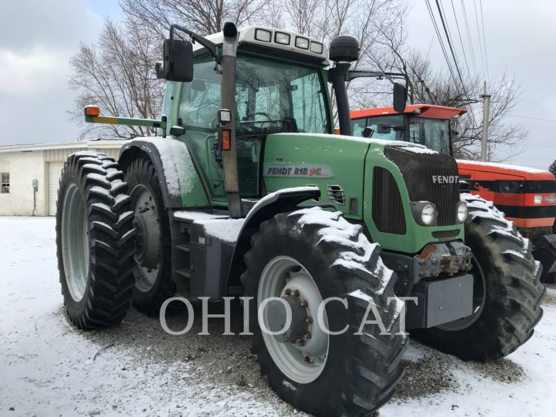 FENDT AG TRACTORS 818 equipment  photo 8