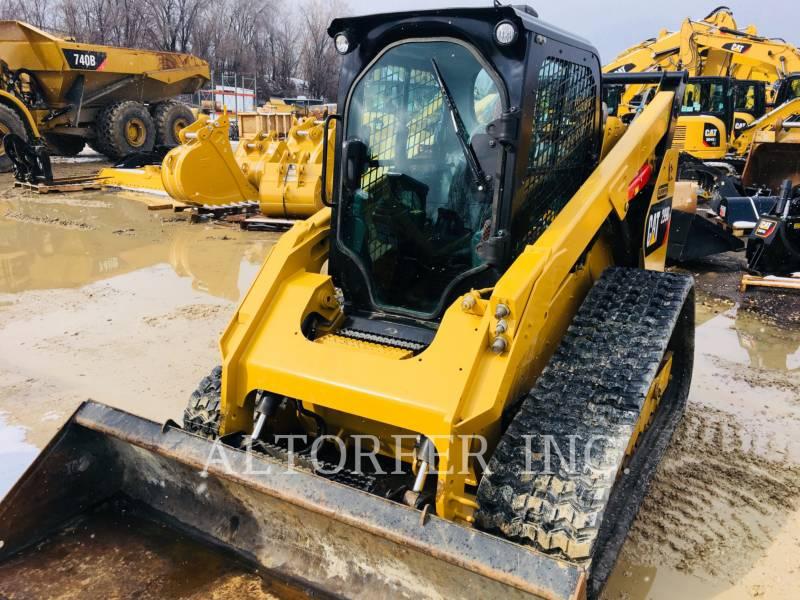 CATERPILLAR MINICARGADORAS 299D equipment  photo 6