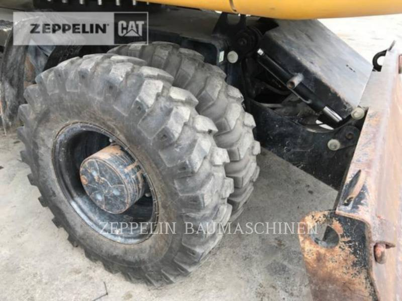 CATERPILLAR PELLES SUR PNEUS M315D equipment  photo 14