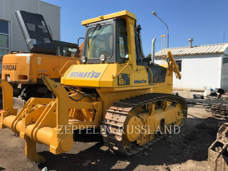 KOMATSU TRACTORES DE CADENAS D 65 E-12 equipment  photo 3