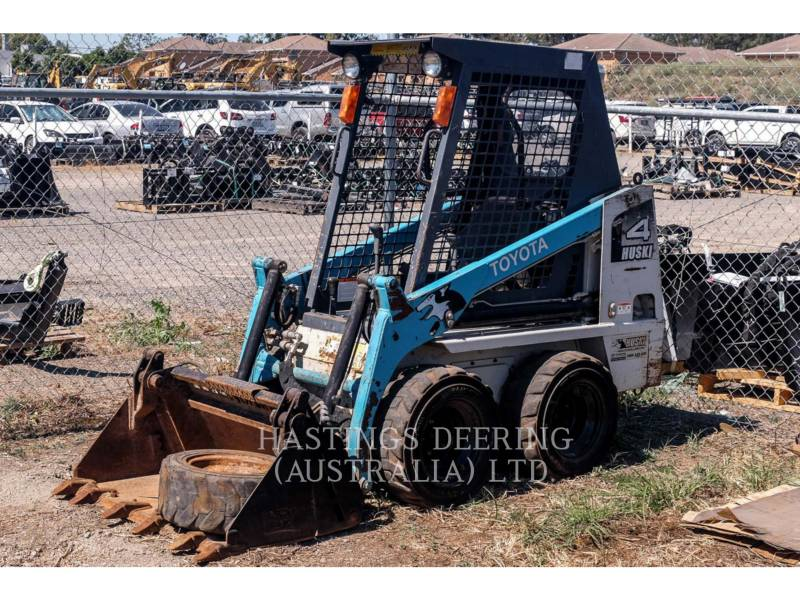 TOYOTA MINICARGADORAS 4 SDK 4 equipment  photo 1