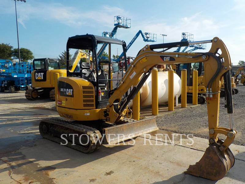CATERPILLAR KETTEN-HYDRAULIKBAGGER 302.7DCR equipment  photo 3