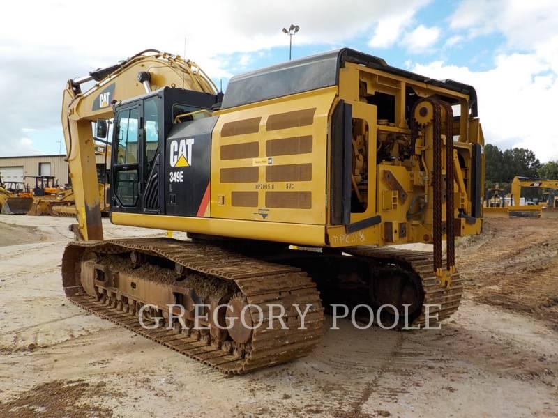 CATERPILLAR KETTEN-HYDRAULIKBAGGER 349E L equipment  photo 7