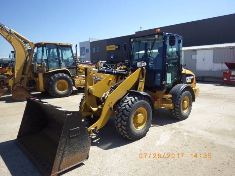 CATERPILLAR CARGADORES DE RUEDAS 907H2 equipment  photo 1