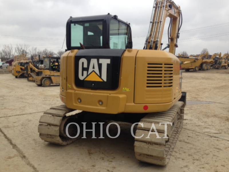 Caterpillar EXCAVATOARE PE ŞENILE 308E2CRSB equipment  photo 3