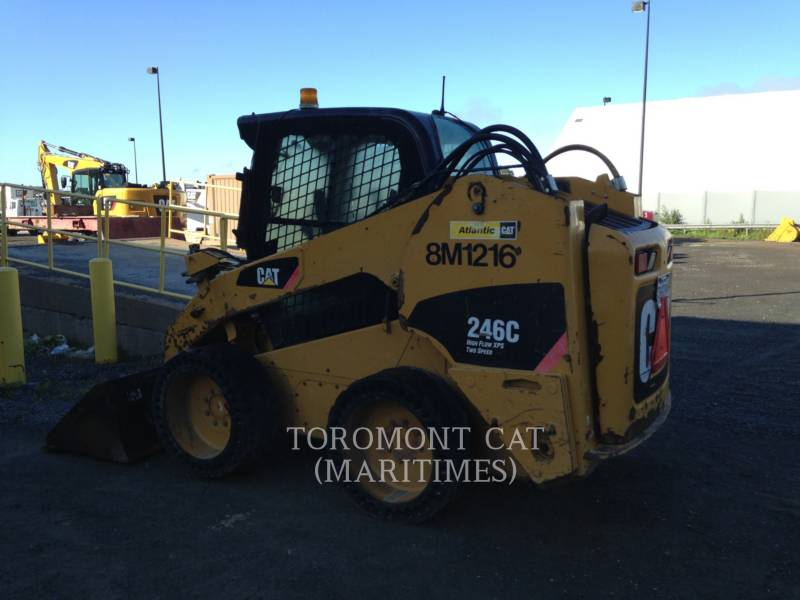 CATERPILLAR CHARGEURS COMPACTS RIGIDES 246C equipment  photo 1