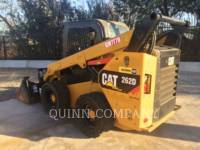 CATERPILLAR SKID STEER LOADERS 262D equipment  photo 10