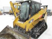 CATERPILLAR CHARGEURS TOUT TERRAIN 257B3 equipment  photo 5