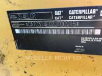 CATERPILLAR TRACK EXCAVATORS 314E L THM equipment  photo 6
