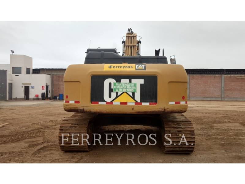 CATERPILLAR EXCAVADORAS DE CADENAS 329D2L equipment  photo 6