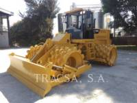 Equipment photo CATERPILLAR 815FII COMPACTOREN 1
