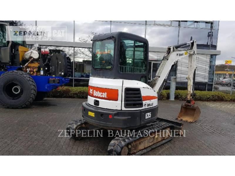 BOBCAT トラック油圧ショベル E35 equipment  photo 3