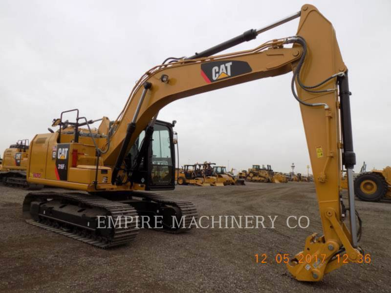 CATERPILLAR EXCAVADORAS DE CADENAS 316FL    P equipment  photo 1