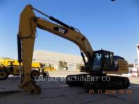 CATERPILLAR TRACK EXCAVATORS 336EL HYB equipment  photo 4