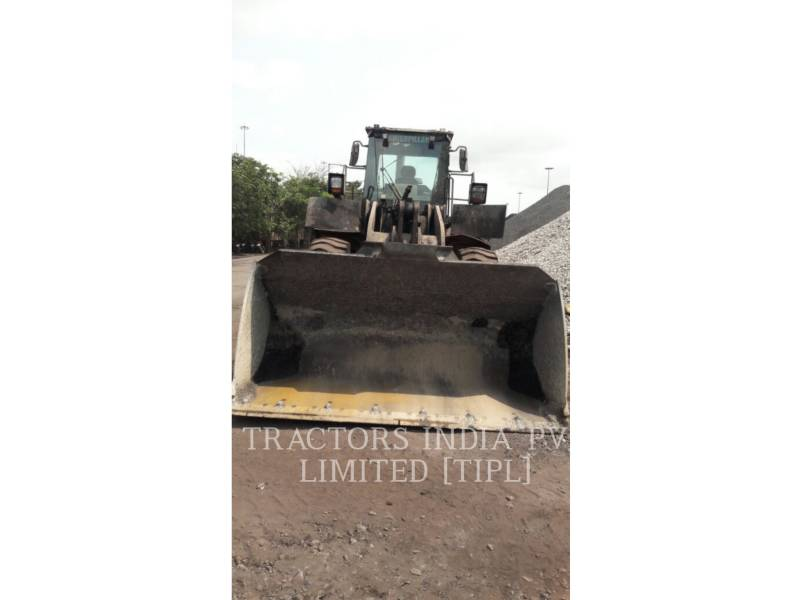 CATERPILLAR MINING WHEEL LOADER 950GC equipment  photo 3