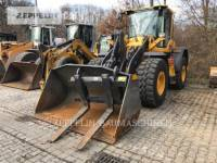 Equipment photo VOLVO CONSTRUCTION EQUIPMENT L90H CARGADORES DE RUEDAS 1